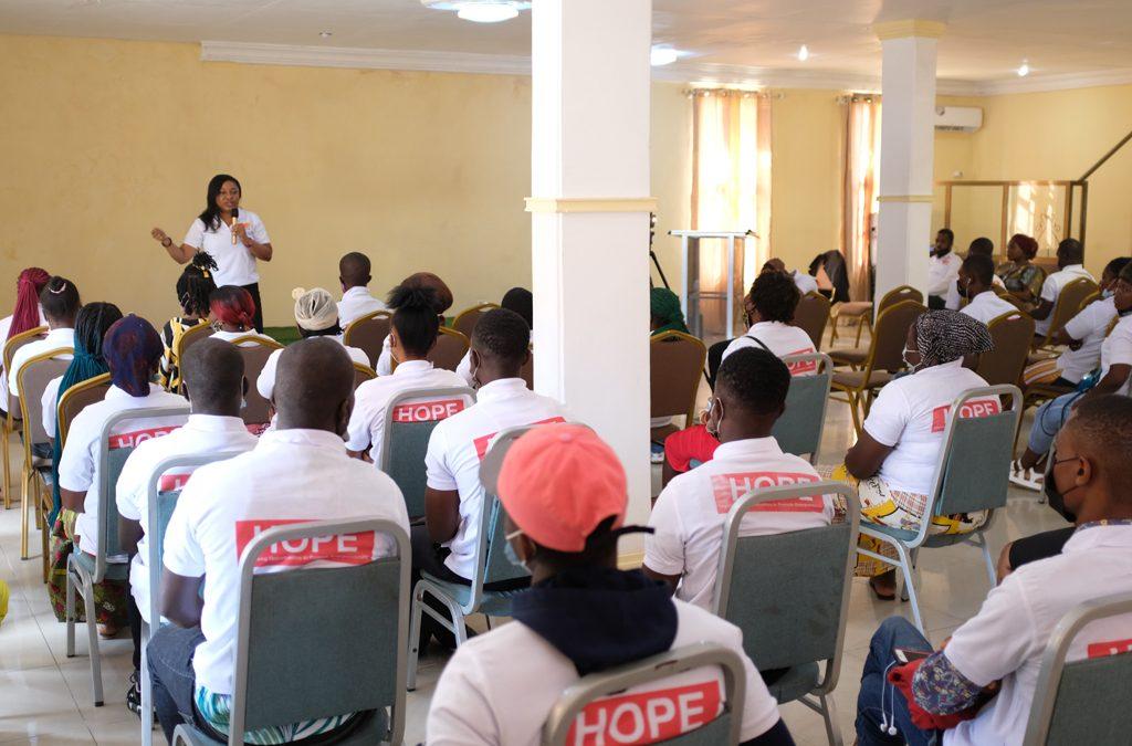 HOPE is Growing in Liberia